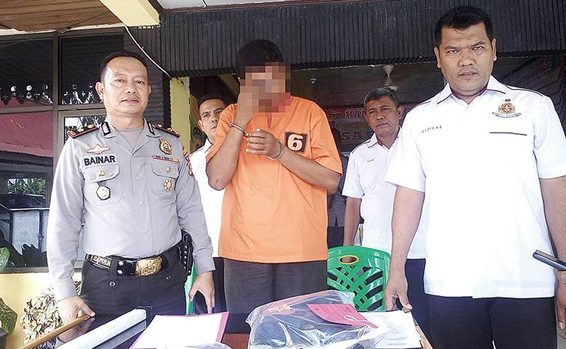 Penikam Driver Ojol Diancam 9 Tahun Penjara