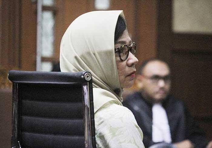 Karen Agustiawan Dihukum Delapan Tahun Penjara