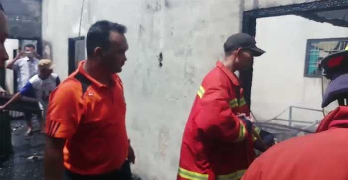 Siang Tadi Pabrik Mancis Terbakar di Langkat, Banyak Korban yang Tewas