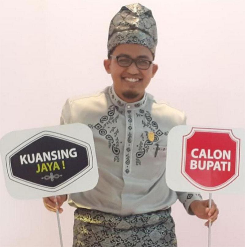 Enam Balon Bupati dan Dua Balon Wabup Mendaftar ke PKS Kuansing