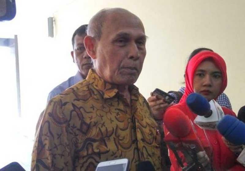 Jaksa Sebut Kivlan Beri Rp 25 Juta untuk Mata-matai Wiranto dan Luhut