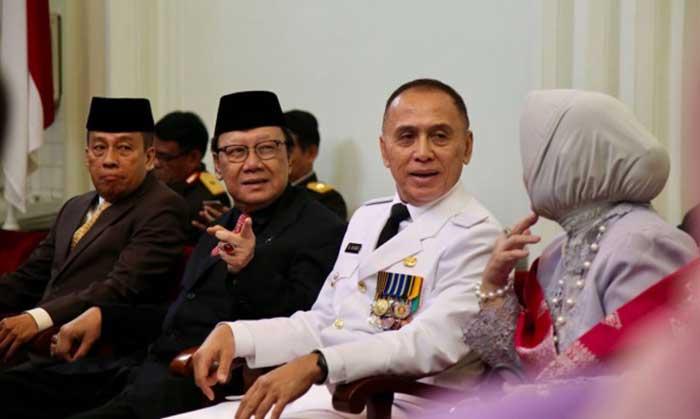 Komjen Iriawan Dilantik Jadi Pj Gubernur Jawa Barat