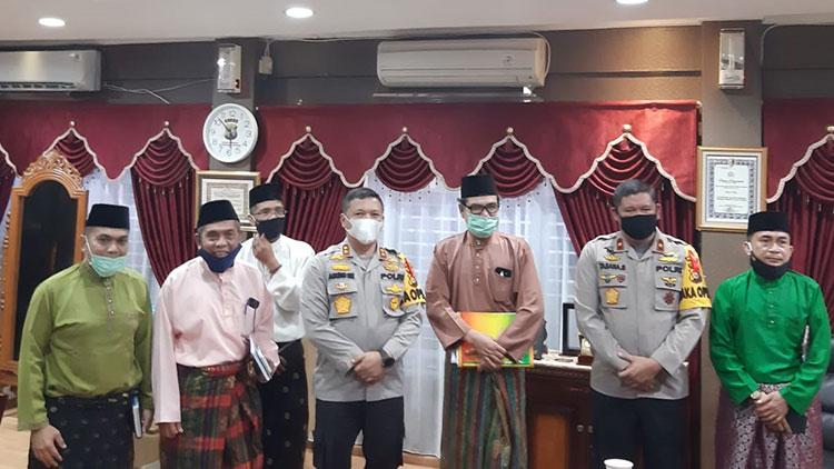Jaga KampungJadi Program Polda Riau dan LAM Riau