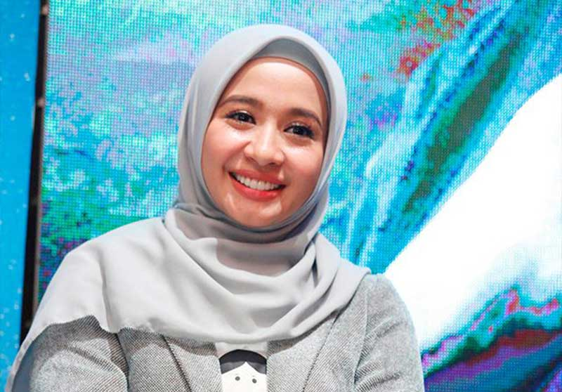 Laudya Cynthia Bella Mengakut Lebih Fit berkat Infused Water