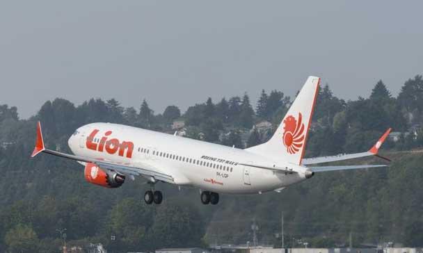 Pesawat Lion Air Bermasalah Lagi