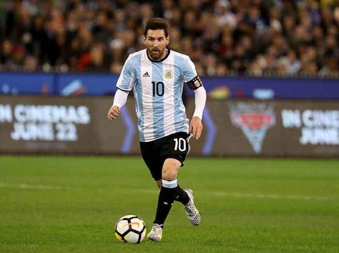 Argentina Harus Cari Pemain-pemain Baru usai Gagal di Piala Dunia 2018