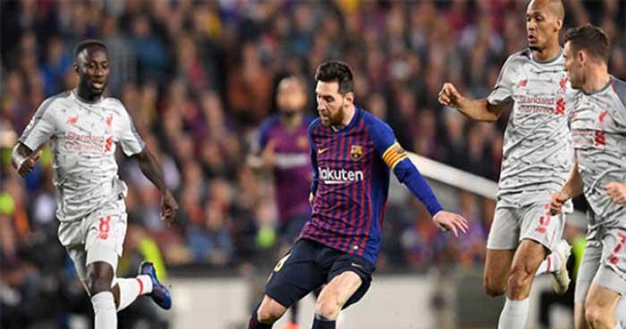 Oh Messi... Tabu Gol Itu Akhirnya Tertembus Juga
