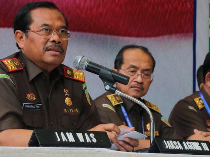 Jokowi Pastikan Jaksa Agung M Prasetyo Diganti