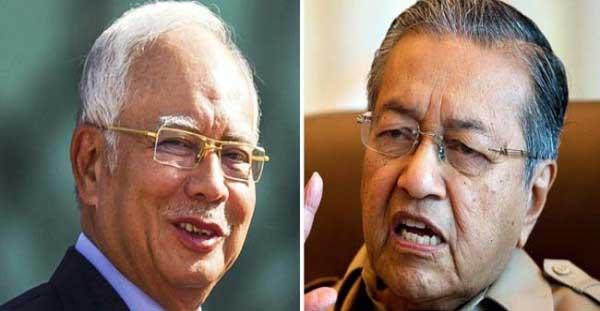 Mahathir Cekal Najib, Jaksa Agung Malaysia Pun Dicopot