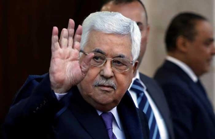 Presiden Palestina Ternyata Perokok Berat, Ini Akibatnya
