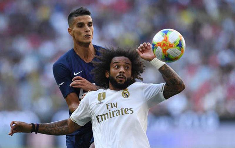 Marcelo Satu-satunya Bek Kiri Real Madrid
