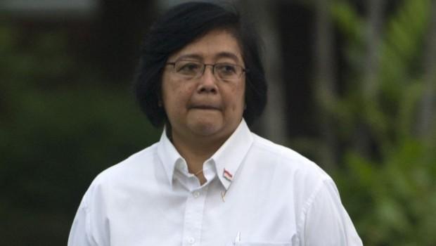 Tetap Jadi Menteri LHK, Siti Nurbaya Dititipi Banyak PR
