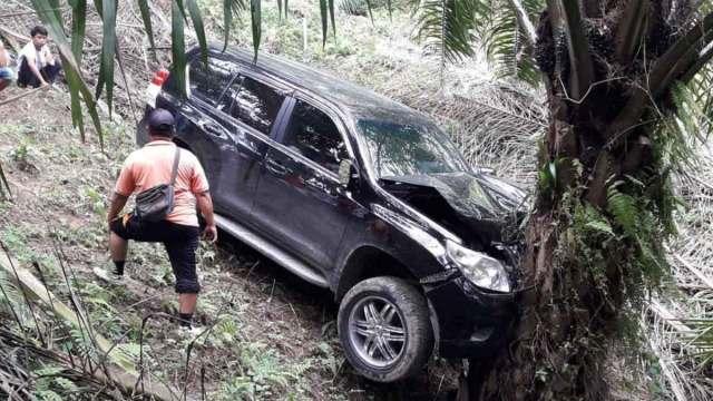 Istri Kedua Jamaluddin Diperiksa di Aceh