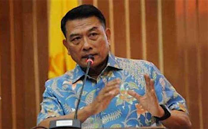 Moeldoko: 72 Persen ASN Dukung Prabowo - Sandi