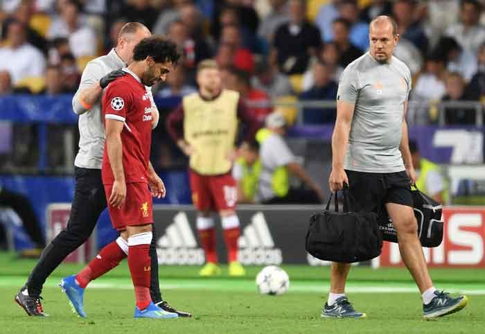 Peluang Mohamed Salah Tampil di Piala Dunia 2018 Masih Terbuka