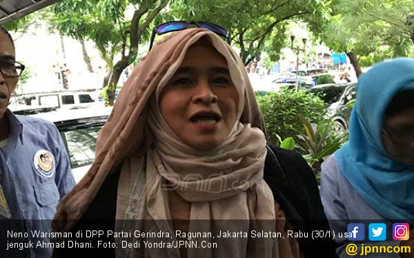 Simpati Masyarakat ke Prabowo - Sandiaga Turun setelah Ada Puisi Neno Warisman