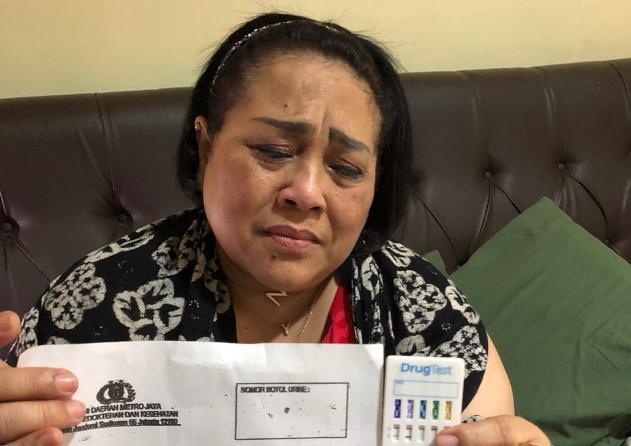 Ternyata Nunung sudah Konsumsi Narkoba Sejak 20 Tahun Lalu