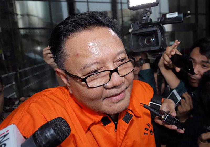 KPK Sita Mobil Mercy Milik Orang Dekat Politikus PDIP