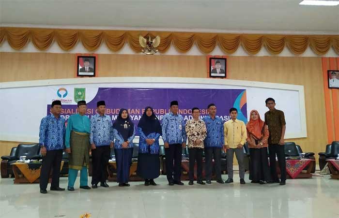 Ombudsman Pilih Kabupaten Inhu Ajang Sosialisasi