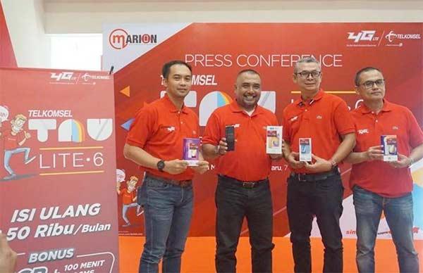 Telkomsel Hadirkan Bundling TAU Lite 6 Plus Hanya Rp 10 Dapat Paket 6 GB