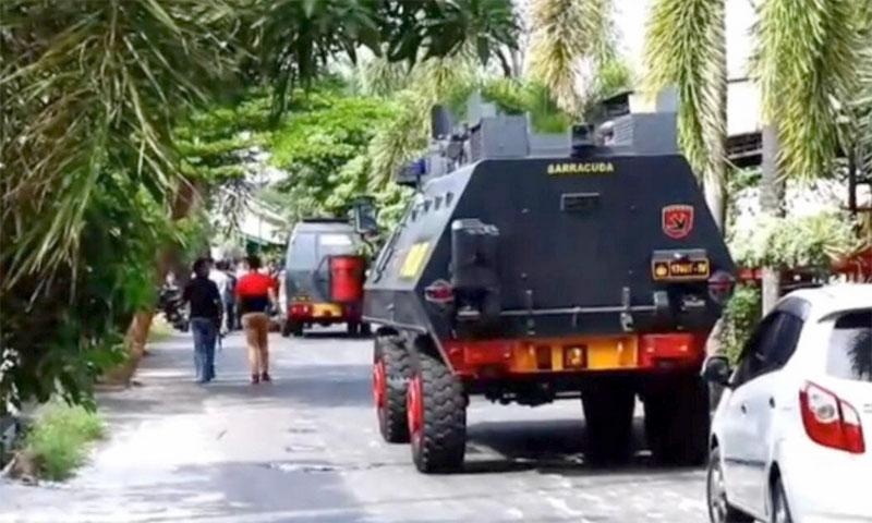 Satu Polisi Tertembak, Kondisinya saat Ini Kritis