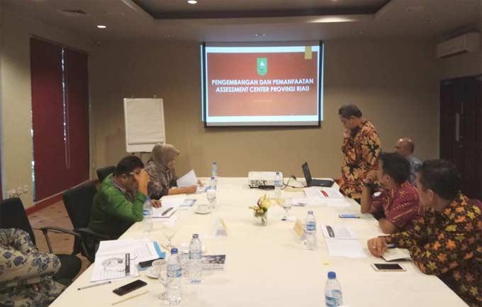 Pemprov Riau Masuk Nominasi Penerima KASN Award 2018