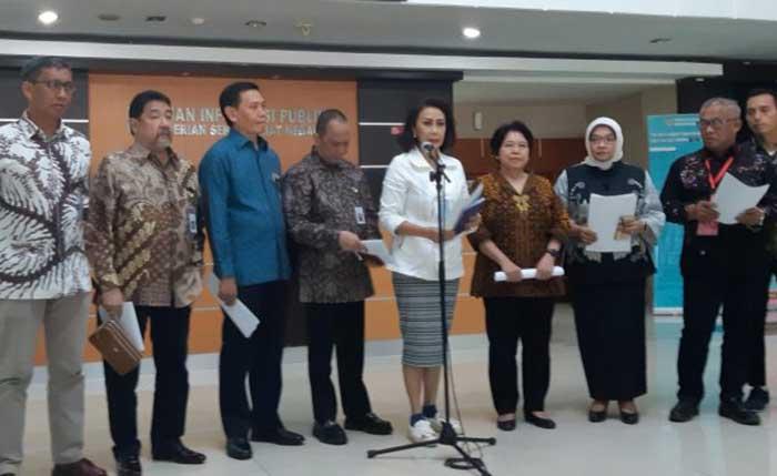 Pansel Pimpinan KPK Nyatakan 104 Orang Lolos Seleksi Tahap II