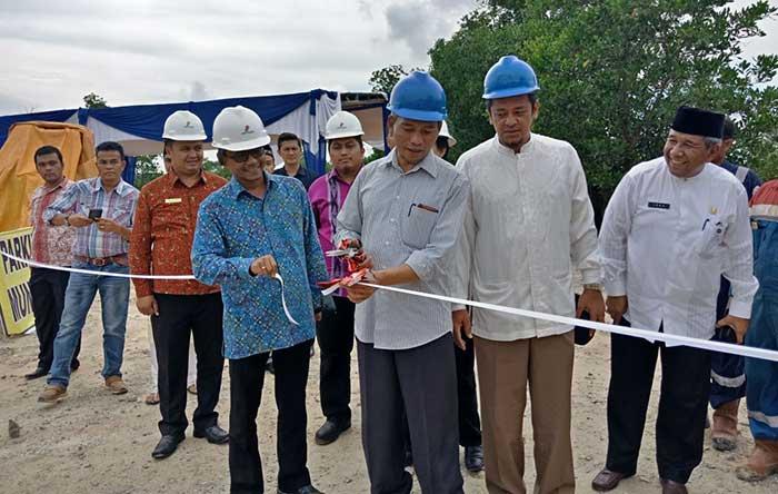 Pemboran Dimulai, SKK Migas dan Northern Yamano Technology Gelar Syukuran