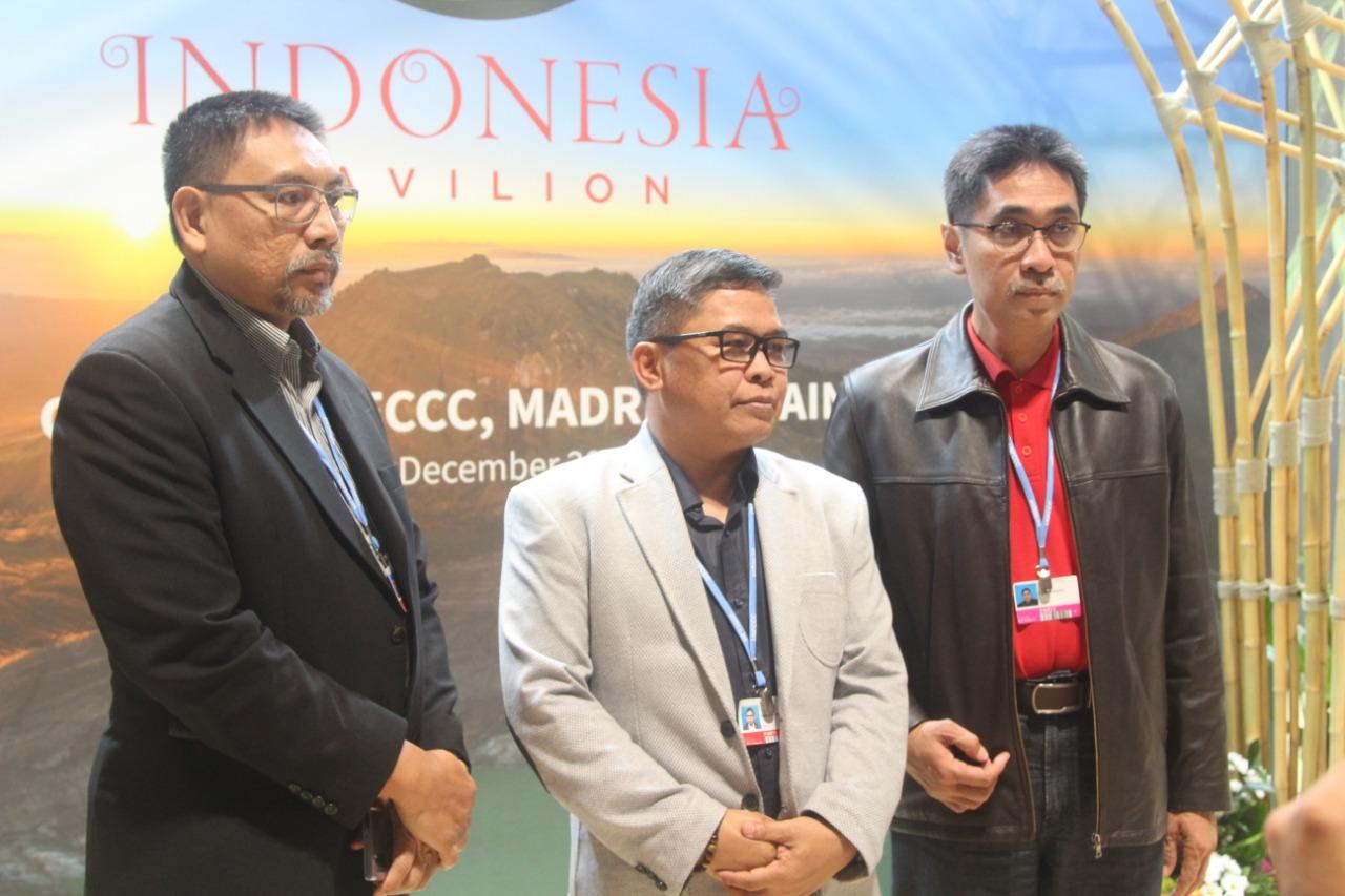 Indonesia Siap Berjuang pada Konferensi Perubahan Iklim Ke-25 di Madrid