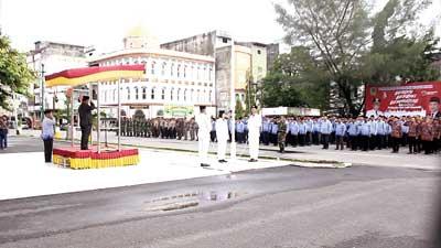 Plt Bupati Pimpin Peringatan Hari Lahir Pancasila