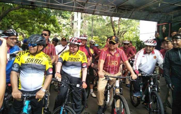 Prabowo: Lebih Baik Berangkat Terjun Ketemu Musuh daripada....