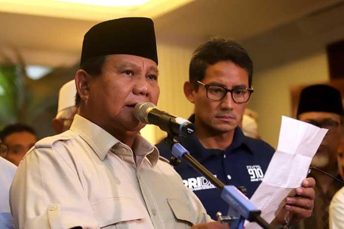 Orangnya Jokowi Minta Prabowo Tak Dengarkan Pembisik di Sekelilingnya