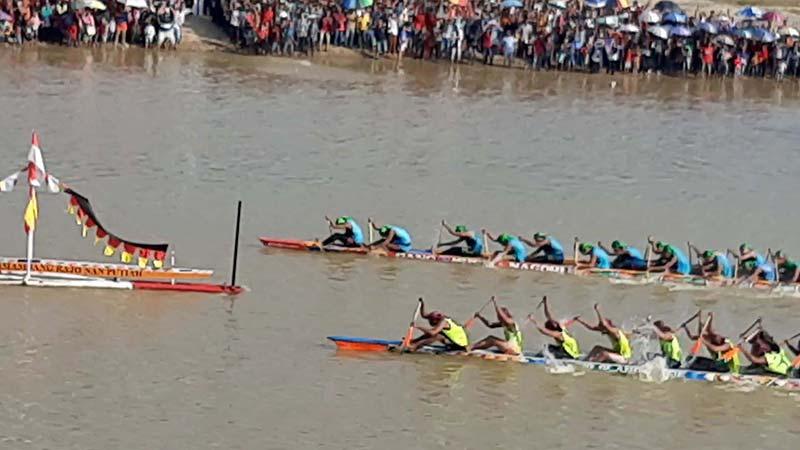 Jalur Limbago Sati Juara di Sentajo Raya
