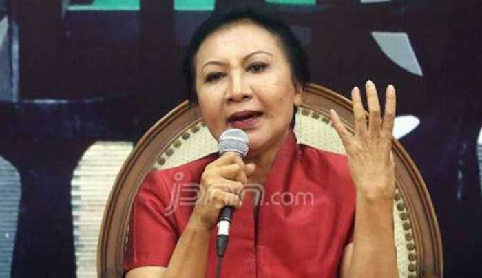 Kasus Rizieq dan Sukmawati Dihentikan, Ratna Sarumpaet Protes