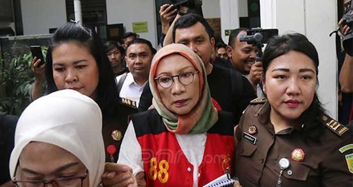Ratna Sarumpaet Kena Tegur Hakim saat Sidang Pembacaan Vonis