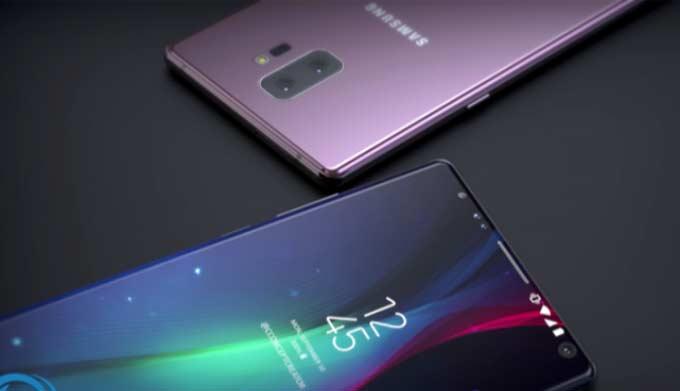 Samsung Galaxy Note 9 Dikabarkan Meluncur 9 Agustus