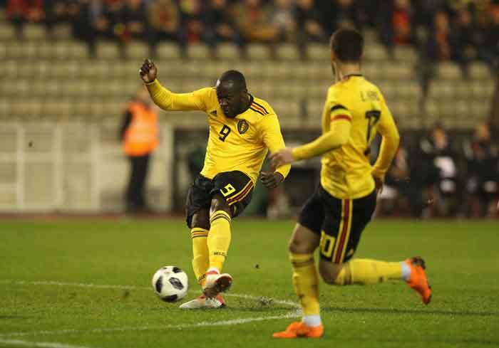 Lukaku Jadi Pencetak Gol Terbanyak Sepanjang Masa Timnas Belgia