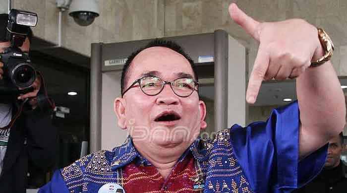 Ketika Ruhut Sitompul Jadi Presiden Pilihan Relawan #2019GantiPresiden