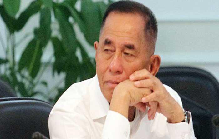 Kivlan Zen Minta Perlindungan ke Menteri Pertahanan