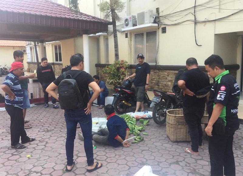 Polisi Amankan 50 Paket Sabu-sabu
