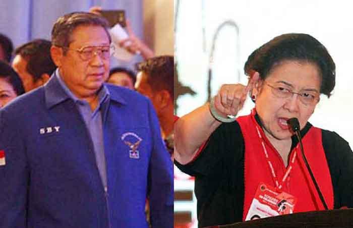 Kata PAN, SBY Batal Usung Jokowi karena Terhalang Megawati