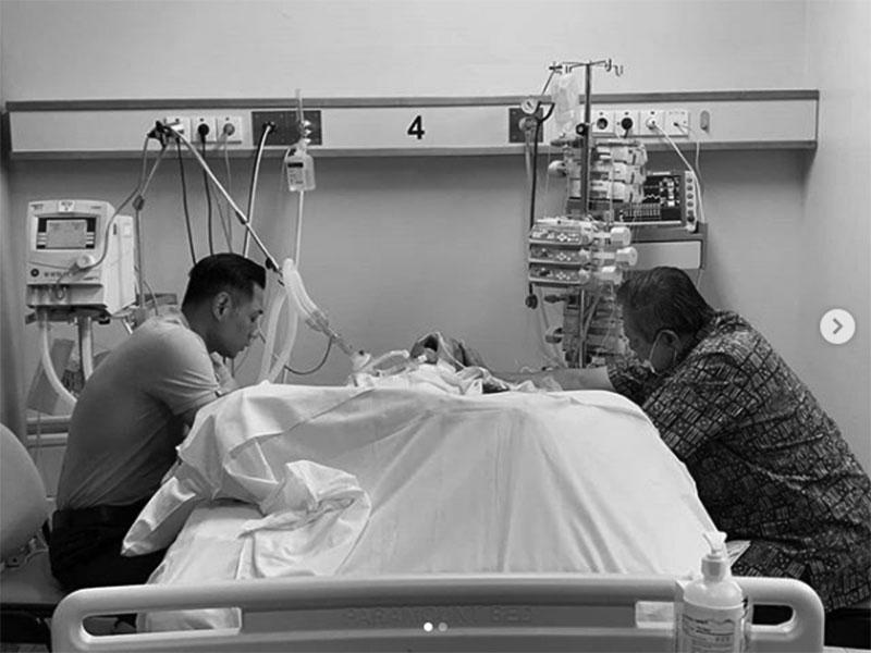 Ibunda Wafat, SBY Berduka Lagi