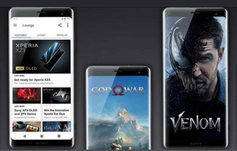 Sony Mobile Akan Gabung dengan TV dan Kamera