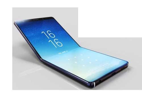 Samsung Patenkan Smartphone Lipat