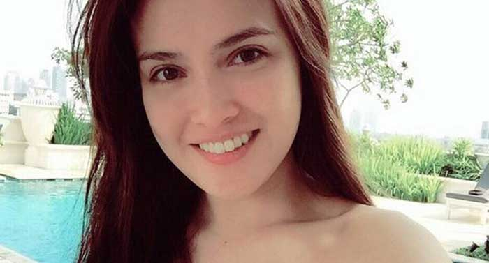 Posting Foto Pakai Bikini, Shandy Aulia Tak Mau Dikomentari