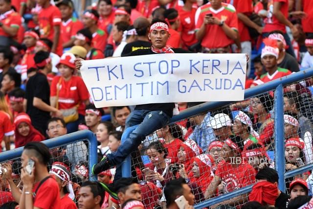 Ditendang dan Ditikam, Kemenpora Minta FAM Malaysia Tanggung Jawab