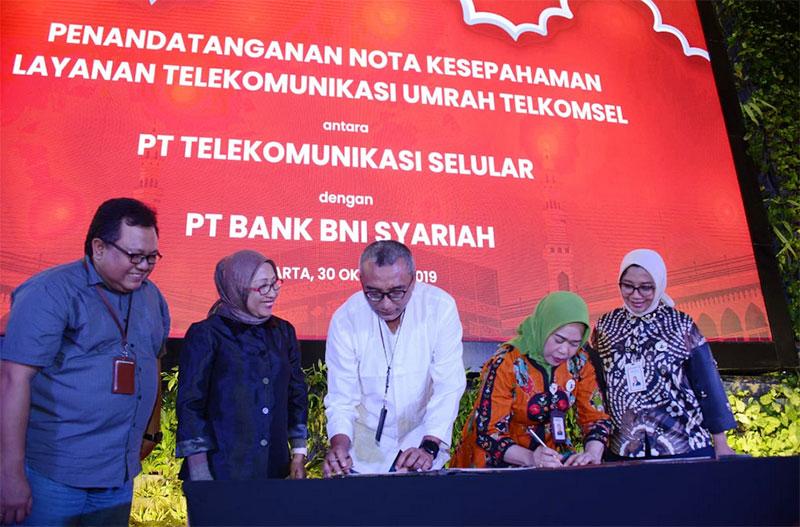 Telkomsel Gelar Telkomsel Umrah Fair di 13 Kota, Termasuk Pekanbaru