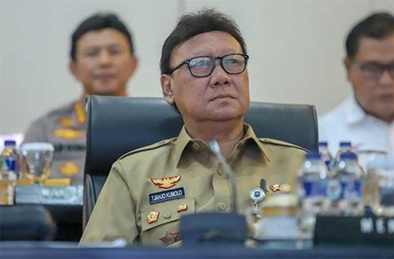 103 Kepala Daerah Ditegur Mendagri