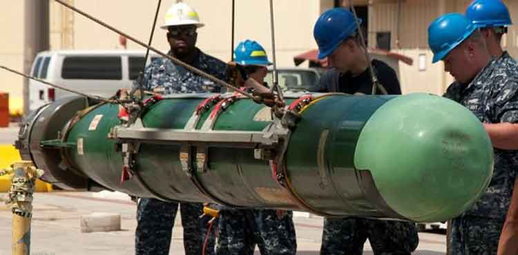 Amerika Jual Torpedo ke Taiwan, Cina Meradang