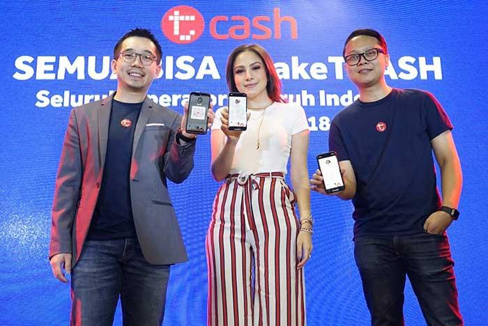 Sekarang T-Cash Bisa Dipakai Semua Operator Telekomunikasi